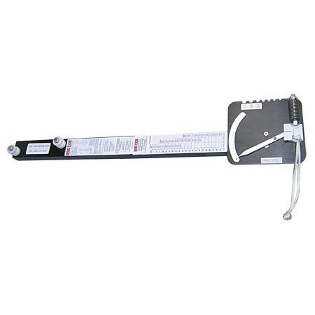 LOOS & CO - ROD - Wantenspannungsmesser 4,4 bis 7,1 mm