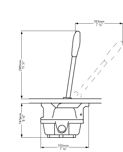 lavac popular toilette mit pumpe unterschottversion lnlv0802. Black Bedroom Furniture Sets. Home Design Ideas