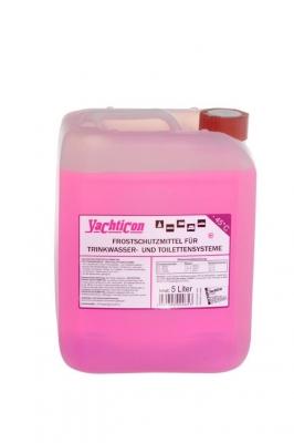Yachticon Frostschutzmittel für Trinkwasser- und Toilettensysteme 5 Liter