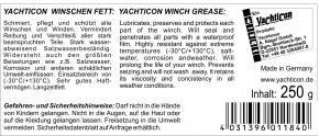 Yachticon Winschenfett 2,5 kg Eimer