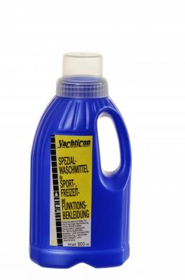 Yachticon Spezialwaschmittel für Sport-, Freizeit- und Funktionsbekleidung , 500 ml