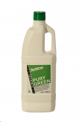 Yachticon Pury Green , 1 Liter