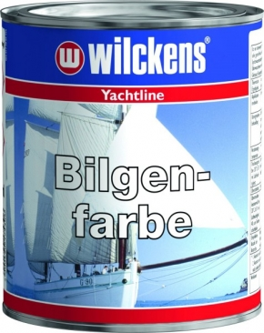 Wilckens Yachtline Bilgenfarbe 750 ml RAL 9010 weiß