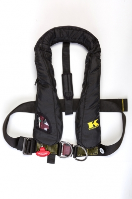 Kadematic  275 SC, mit Harness ( Lifebelt )