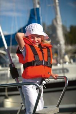Baltic Kinderweste mit Lifebelt , 0 bis 15 kg