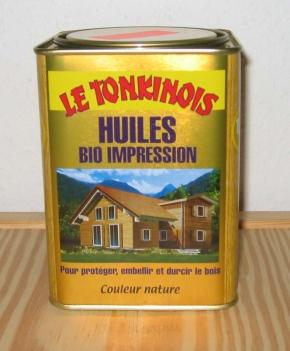 Le Tonkinois Bio Impression , Imprägnieröl, 1,2 ltr.