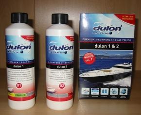 Dulon 1 + 2 , Zweikomponenten-Versiegelung , 2 x 500 ml