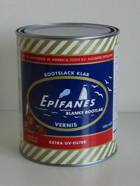 EPIFANES Bootslack klar mit Extra UV-Filter , 0,5 ltr.,