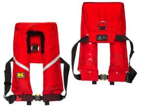 Kadematic 275 A F4 , rot , 275 N, f. Atemschutzträger / Integralhelme
