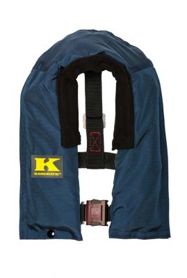 Kadematic 15 A Junior, blau , 150 N Kinderrettungsweste mit Schrittgurt