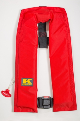 Kadematic NAUTOMATIC Alterna Snip P rot 150 N , 150 Newton Rettungsweste