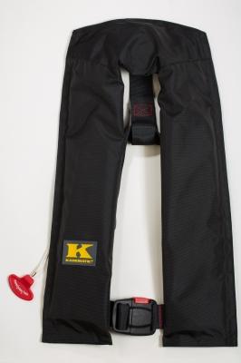 Kadematic - NAUTOMATIC® Alterna Snip - P, schwarz , 150 N Rettungsweste