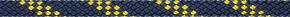 Liros Handy Elastic , 10 mm , Bruchlast : 2500 daN , marine - gelb