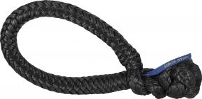 LIROS-XTR Soft Schäkel ,  BRL : 10 t , schwarz