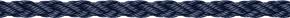 Liros Squareline , Polyester , 8 mm , marine