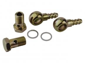Anschlusssatz passed für LNIP702569 , gewinkelt ,  8 mm