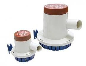 Elektrische Bilge Pumpe , 12 Volt , 1500 l/Std.