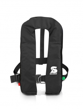 Secumar Mystic 150 Harness, 150 N Rettungsweste , mit Lifebelt ( Harness )