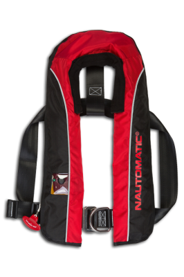Kadematic NAUTOMATIC® 150 AL-F mit Harness ( Lifebelt )