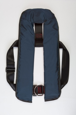 Kadematic Nautomatic 150 AL blau 150 N mit Harness ( Lifebelt )