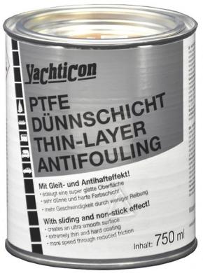 Yachticon PTFE Dünnschichtantifouling, 750 ml, Farbton : graphit