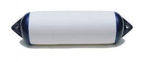 Polyform Langfender , Typ F1 , 610 x 152 mm , weiß