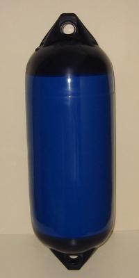 Polyform Langfender , Typ F1 , 610 x 152 mm , blau