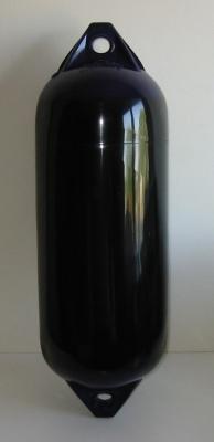Polyform Langfender , Typ F1 , 610 x 152 mm , schwarz