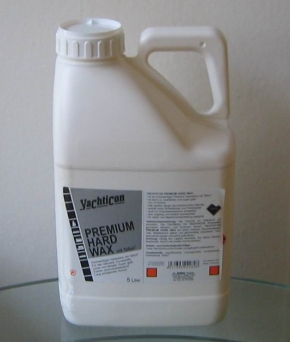 Yachticon Premium Hard Wax, 5 ltr. Kanister