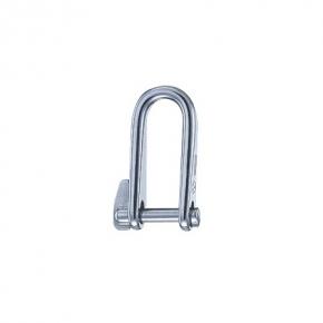 Wichard Schlüsselschäkel ohne Steg , BRL 1000 kg , WL 400 kg