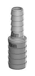 TruDesign Reduzierstücke aus Kompositkunststoff , 13 mm auf 19 mm