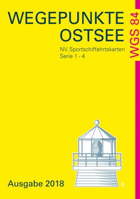 NV Verlag Wegepunkt Heft - Wegepunkte OSTSEE , Ausgabe 2018