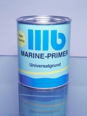 Wohlert Marine Primer , 750 ml , grau