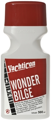 Yachticon Wonder Bilge, Bilgen Reiniger, 500 ml
