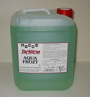 Yachticon Aqua Frozt , 5 Liter Kanister , Trinkwasser - Frostschutz